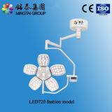 LED720 Licht 160, 000lux van de Procedure van de Chirurgie van de Verlichting van de Zaal van het ziekenhuis Minder belangrijk