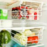 Корзина ячеистой сети полки холодильника нержавеющей стали