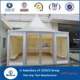 Tente en aluminium pour le mariage et les fêtes d'anniversaire mémorables