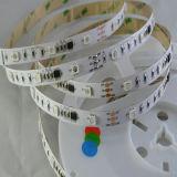 Strook van de hete de Verkopende LEIDENE SMD5050 WS2811 7.2W/M Kleur van de Droom
