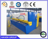 QC12K-6X2500 CNCの油圧振動ビームせん断および版の打抜き機