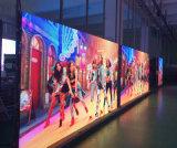 Im Freien farbenreiche bekanntmachende LED-Anschlagtafel von P6 SMD3535