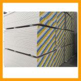 12mmの厚さの耐湿性の石膏ボードの天井板
