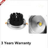 Venda a quente 10W15W/20W/30W/40W luz LED DE ESPIGAS