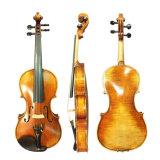 Vente chaude de violon allemand fabriqué à la main avancé de Stradivari de professionnel