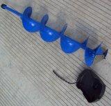 Broyeur à glace à pêche au gaz de 60 cc Augmentation de la terre glacée