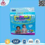 Haute qualité respirable couches pour bébés jetables