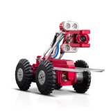 HD Video Camera Tunnel Pipeline CCTV Drainage Inspection Robot
