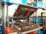 4つのコラムの構造のゴム製加硫機械