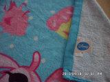 100%年の綿のMickyマウス製品のビーチタオル