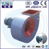 De CentrifugaalVentilator Op hoge temperatuur van de Weerstand van Yuton