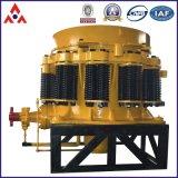 Trituradora ahorro de energía del cono del resorte del alto rendimiento para difícilmente machacar