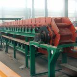 Transporte do arrasto da fibra da microplaqueta de madeira e da madeira, transporte Chain enterrado