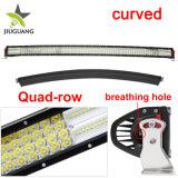 Nicht für den Straßenverkehr 888W 8d 4 rudert 50 Zoll gebogenen LED-hellen Stab 7D