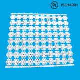 Alluminio 2.0mm 1oz 1.0W/M.L scheda del LED del PWB