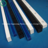 CNC Mecanizado de plástico flexible Mc Nylon Rack Pinion
