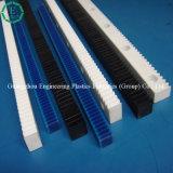 CNC die de Flexibele Plastic Mc Nylon Pignon van het Rek machinaal bewerken