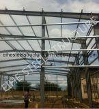 Vertentes de aço do armazém de armazenamentos de carvão do melhor frame da luz do preço