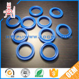 Anel-O de borracha pequeno feito sob encomenda barato da alta qualidade/anel-D redondo plástico/anel plástico da inserção