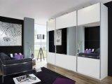 عربيّ [ستل] غرفة نوم أثاث لازم حديثة [ألميره] تصميم خشبيّة