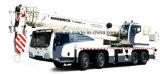 クレーン持ち上げ装置の建設用機器機械を高く上げるSinomach販売のための55トンのトラックのクレーン車