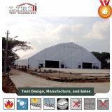 tente énorme d'envergure d'espace libre de largeur de 60m pour la tente de noce et la tente d'événements