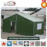 A cor verde 15m de largura tenda militar para o exército (GT15/300)