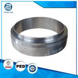 Blanc matériel personnalisé de pièce forgéee d'acier inoxydable d'usine de la Chine