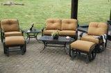 旋回装置のグライドの雑談の一定の庭の家具