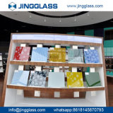 La laminación al por mayor de la seguridad de la construcción de edificios teñió el vidrio coloreado de cristal