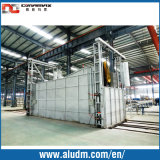 Dureté du profil d'extrusion d'aluminium Promouvoir le four vieillissant