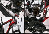 """26 """"アルミ合金フレームのマウンテンバイク(Shimanoのトーナメントの21速度)"""