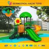 Спортивная площадка превосходной конструкции качества новой малая напольная для малышей (HAT-016)