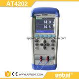 오븐 (AT4204)를 위한 소형 다중채널 온도 데이터 기록 장치