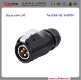 Los cables de conector de cable a cable/conector de cable/conector