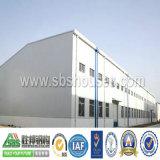 Entrepôt Sbs de Structure Métallique
