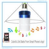 Van de LEIDENE van de partij de Witte Schemerigere Slimme Lichten Spreker van Bluetooth
