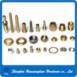 Precisie Metal Brass Turning Parts door CNC Lathe machine