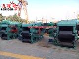 Burilador de madera del tambor para las fábricas de la fabricación de papel