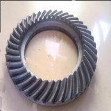 Pièces de usinage de bâti de précision d'acier inoxydable (pièces de moteur)