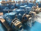 De cryogene Vloeibare CentrifugaalPomp van de Olie van het Koelmiddel van het Argon van de Stikstof van de Zuurstof van de Overdracht