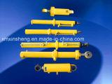 굴착기는 PC100 PC128 PC230LC 기름 관 Dozer 부속을%s 가진 유압 팔 실린더 물통 실린더 붐 실린더를 분해한다