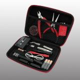 標準的で黒いジッパーデザインエヴァは用具を使う記憶のケース袋(FRT2-362)に