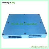 Plastikplattform-Zahnstange HDPE logistische Ladeplatte
