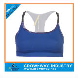 Custom Made Wholesale Sexy Yoga Racerback Sports Bra Bra