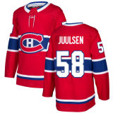 2018 Nova Marca mulheres adultas jovens Canadiens Montreal 27 Alex Galchenyuk 14 Tomas Plekanec 65 Andrew Shaw 58 Noé Juulsen qualquer Nome Personalizado Vermelho & N. Hockey camisolas