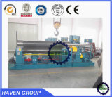 W11-30X2500 3 máquina de laminação de flexão da placa do rolete
