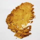 Polvere di mica dorata solare della perla di nuovo stile