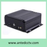 手段のためのAhd 4チャネル1080P移動式DVR HDDの記録