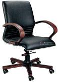 اعملاليّ حديثة أثاث لازم جلد مرود خابور [إإكسكتيف وفّيس] كرسي تثبيت مع مسند للقدمين